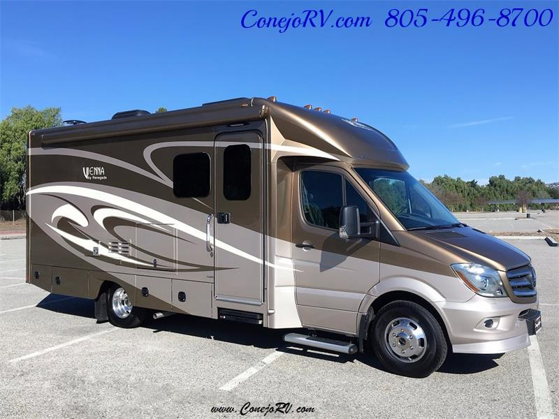 2017 Renegade RV Vienna 25MBS MURPHY BED Slide-Out Full Body Paint - Photo 3 - Thousand Oaks, CA 91360