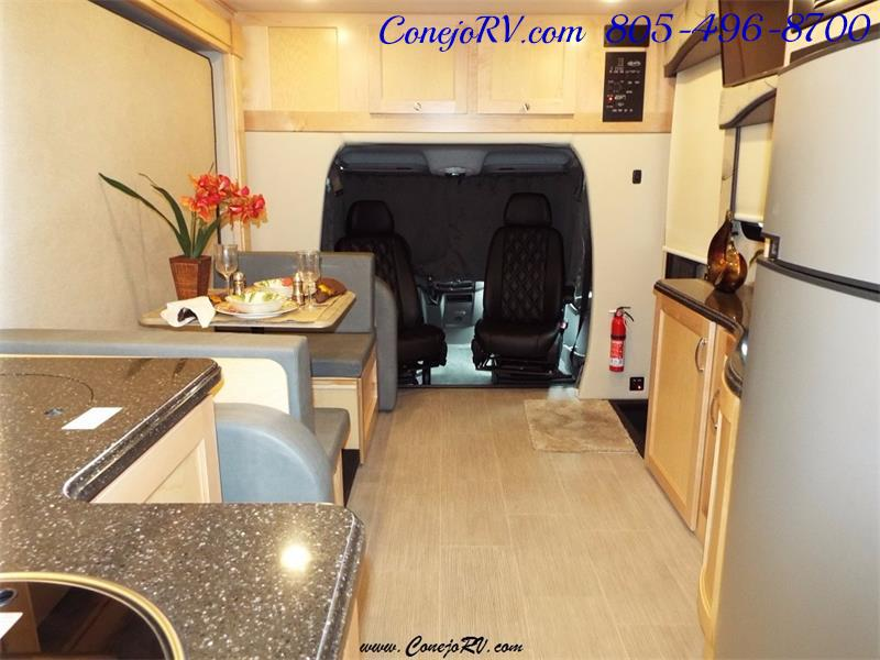 2017 Renegade RV Vienna 25MBS MURPHY BED Slide-Out Full Body Paint - Photo 19 - Thousand Oaks, CA 91360