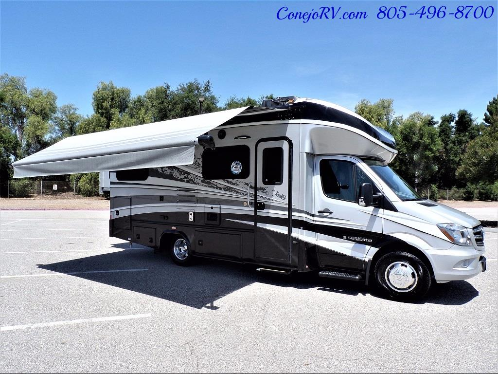 2018 Dynamax Isata 3 24RW 2-Slide Full Body Paint - Photo 33 - Thousand Oaks, CA 91360