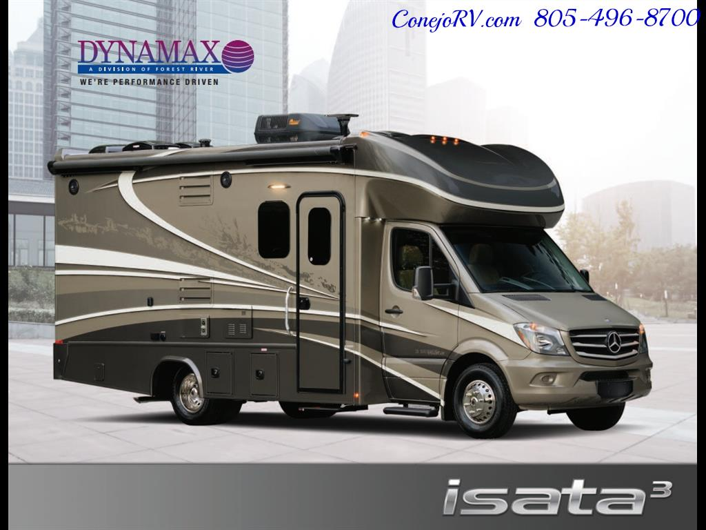 2018 Dynamax Isata 3 24RW 2-Slide Full Body Paint - Photo 35 - Thousand Oaks, CA 91360