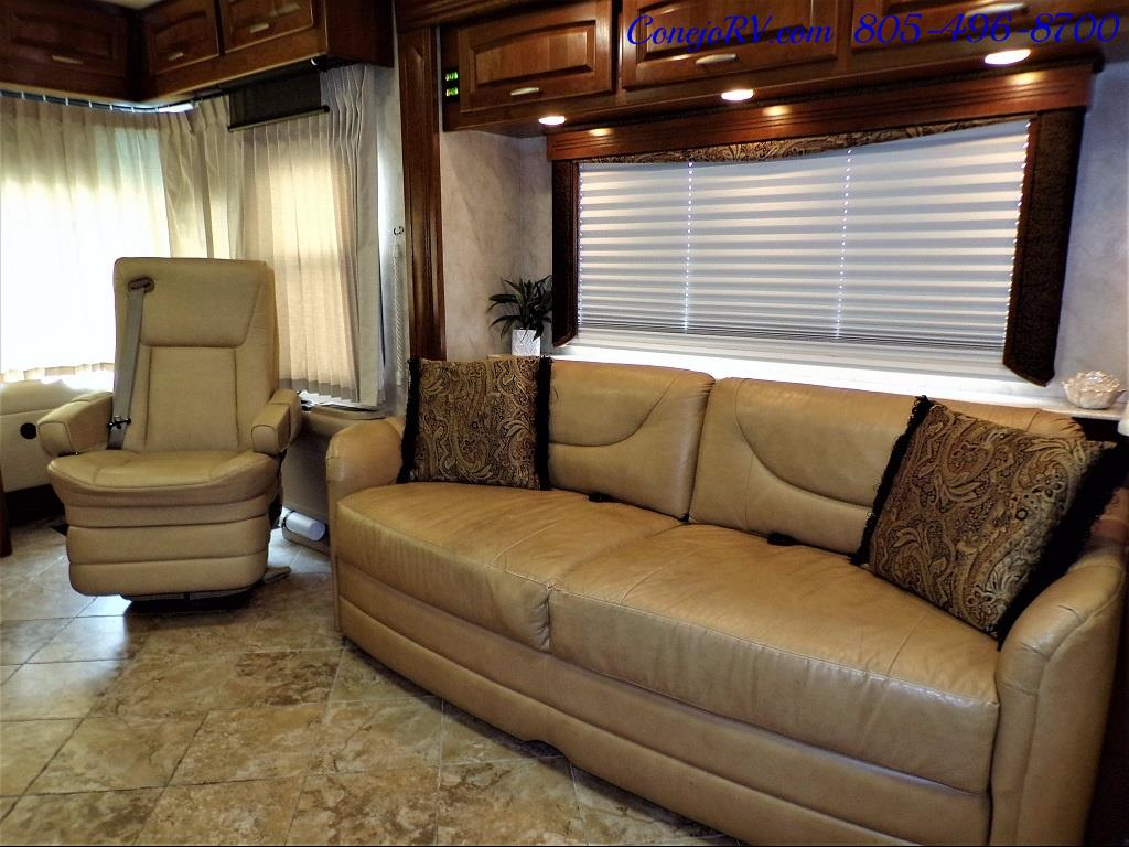 2008 Monaco Camelot 42PDQ Quad Slide Tag Axle 400hp - Photo 13 - Thousand Oaks, CA 91360