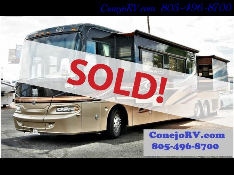 2008 Monaco Camelot 42PDQ Quad Slide Tag Axle 400hp - Photo 1 - Thousand Oaks, CA 91360