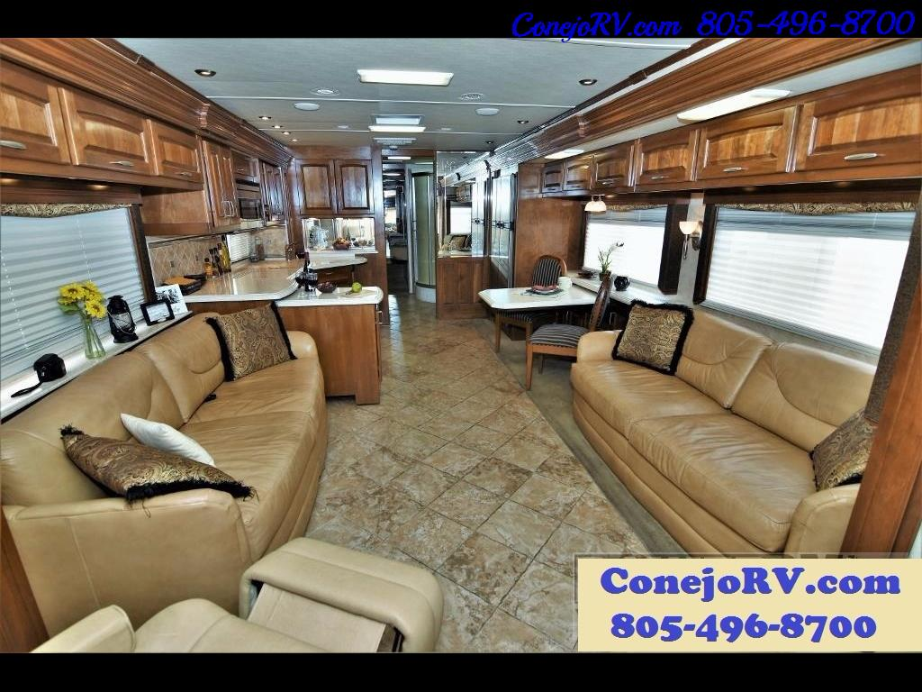 2008 Monaco Camelot 42PDQ Quad Slide Tag Axle 400hp - Photo 35 - Thousand Oaks, CA 91360