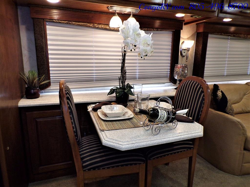 2008 Monaco Camelot 42PDQ Quad Slide Tag Axle 400hp - Photo 9 - Thousand Oaks, CA 91360