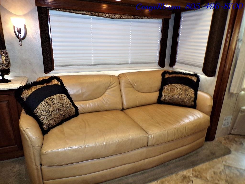 2008 Monaco Camelot 42PDQ Quad Slide Tag Axle 400hp - Photo 6 - Thousand Oaks, CA 91360