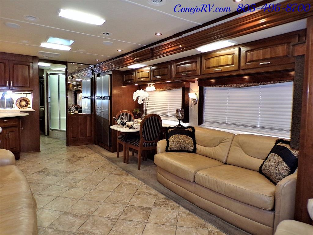 2008 Monaco Camelot 42PDQ Quad Slide Tag Axle 400hp - Photo 3 - Thousand Oaks, CA 91360