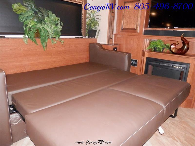 2017 Fleetwood Bounder LX 36X 3-Slide Big Chassis Full Body Paint - Photo 18 - Thousand Oaks, CA 91360