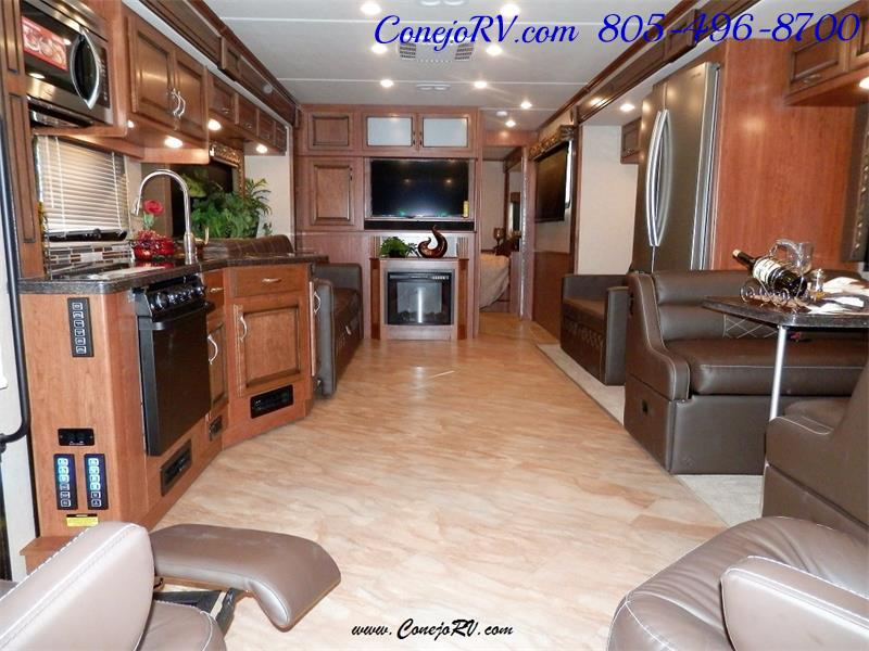 2017 Fleetwood Bounder LX 36X 3-Slide Big Chassis Full Body Paint - Photo 6 - Thousand Oaks, CA 91360