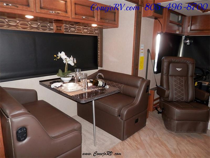 2017 Fleetwood Bounder LX 36X 3-Slide Big Chassis Full Body Paint - Photo 10 - Thousand Oaks, CA 91360