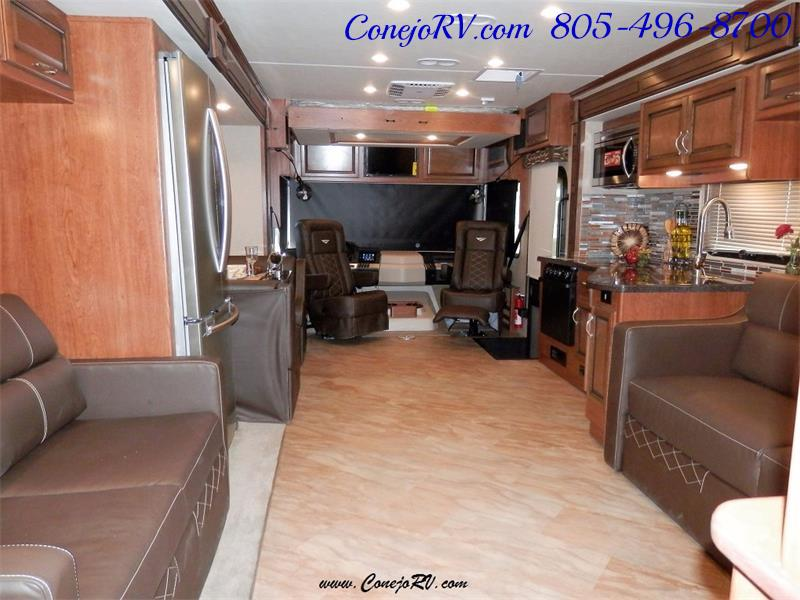 2017 Fleetwood Bounder LX 36X 3-Slide Big Chassis Full Body Paint - Photo 30 - Thousand Oaks, CA 91360