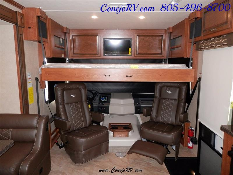 2017 Fleetwood Bounder LX 36X 3-Slide Big Chassis Full Body Paint - Photo 34 - Thousand Oaks, CA 91360