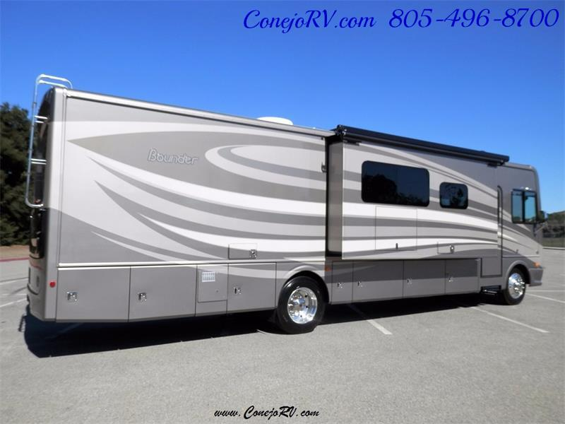 2017 Fleetwood Bounder LX 36X 3-Slide Big Chassis Full Body Paint - Photo 5 - Thousand Oaks, CA 91360