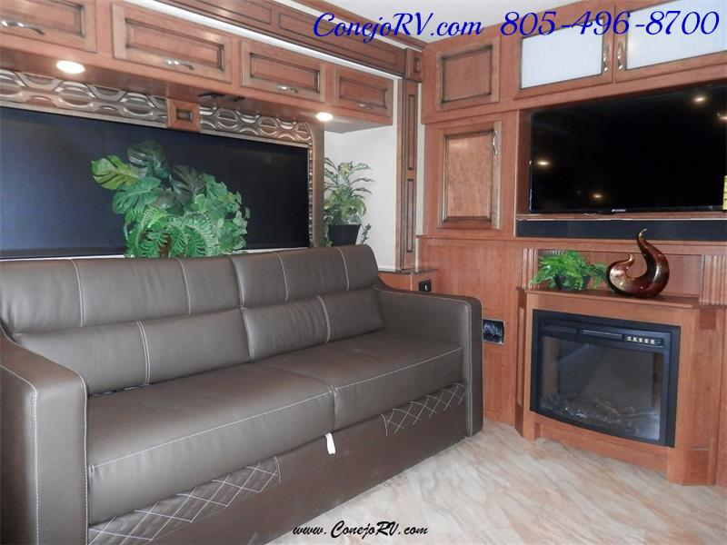 2017 Fleetwood Bounder LX 36X 3-Slide Big Chassis Full Body Paint - Photo 16 - Thousand Oaks, CA 91360
