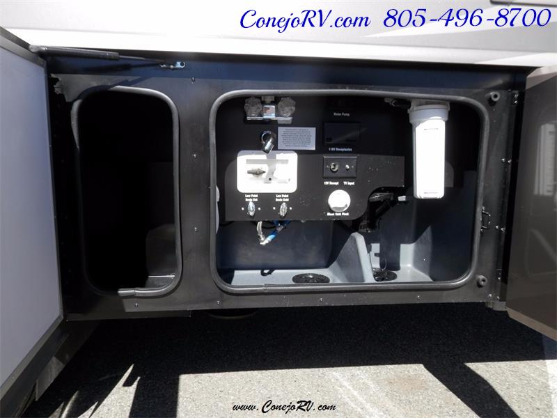 2017 Fleetwood Bounder LX 36X 3-Slide Big Chassis Full Body Paint - Photo 47 - Thousand Oaks, CA 91360