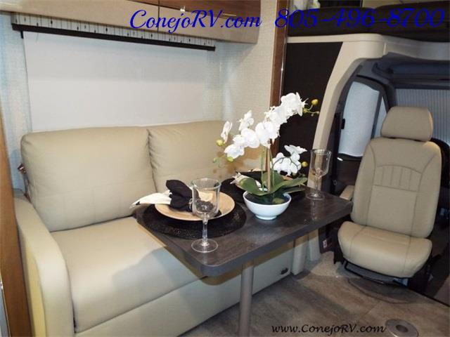 2016 Winnebago Itasca Navion 24G 2-Slides Full Body Paint Diesel - Photo 12 - Thousand Oaks, CA 91360