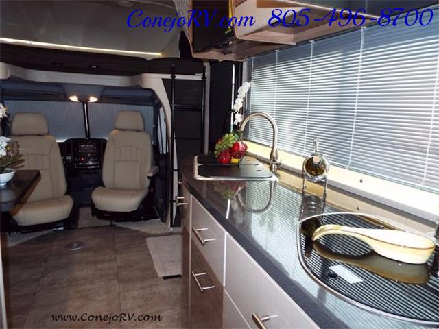 2016 Winnebago Itasca Navion 24G 2-Slides Full Body Paint Diesel - Photo 23 - Thousand Oaks, CA 91360