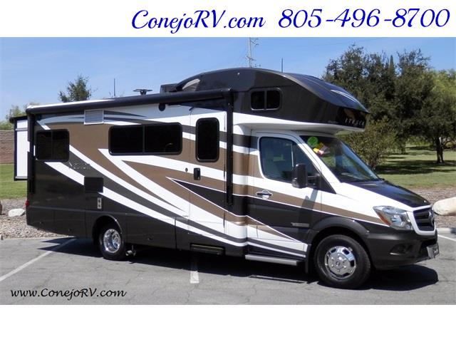 2016 Winnebago Itasca Navion 24G 2-Slides Full Body Paint Diesel - Photo 5 - Thousand Oaks, CA 91360