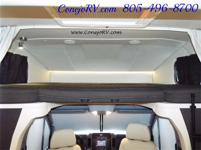 2016 Winnebago Itasca Navion 24G 2-Slides Full Body Paint Diesel - Photo 28 - Thousand Oaks, CA 91360