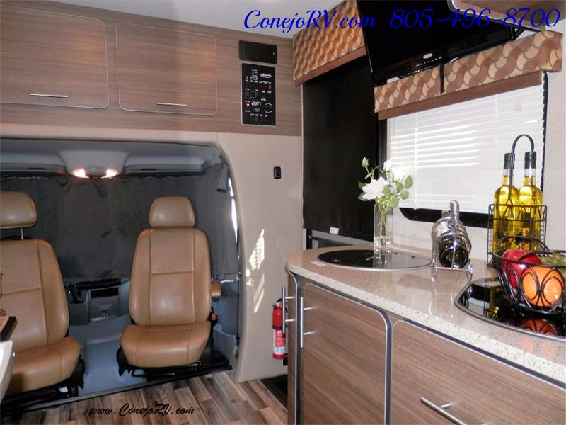2016 Renegade RV Villagio 25QRS 2-Slide-Out Full Body Paint Diesel - Photo 20 - Thousand Oaks, CA 91360