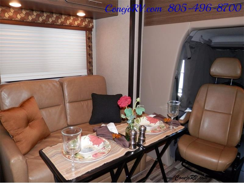 2016 Renegade RV Villagio 25QRS 2-Slide-Out Full Body Paint Diesel - Photo 9 - Thousand Oaks, CA 91360