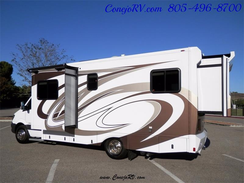 2016 Renegade RV Villagio 25QRS 2-Slide-Out Full Body Paint Diesel - Photo 2 - Thousand Oaks, CA 91360