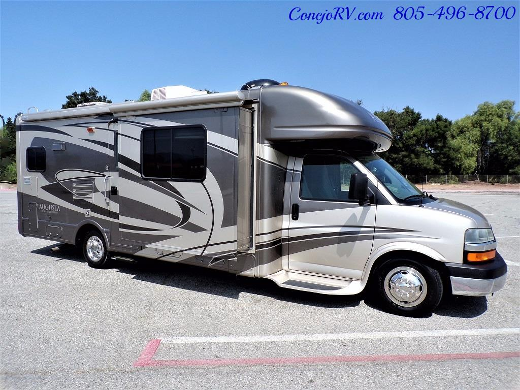 2007 Holiday Rambler Augusta 252DS HYDRAULIC LEVELERS Double Slide - Photo 3 - Thousand Oaks, CA 91360