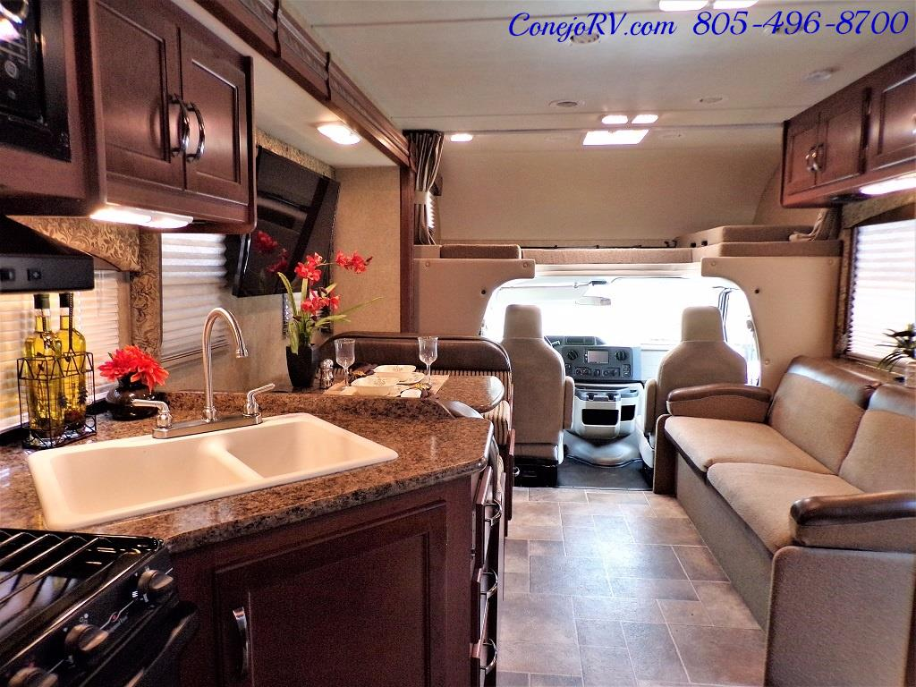 2016 Thor Freedom Elite 28H Class C Slide Out 11K Miles - Photo 20 - Thousand Oaks, CA 91360