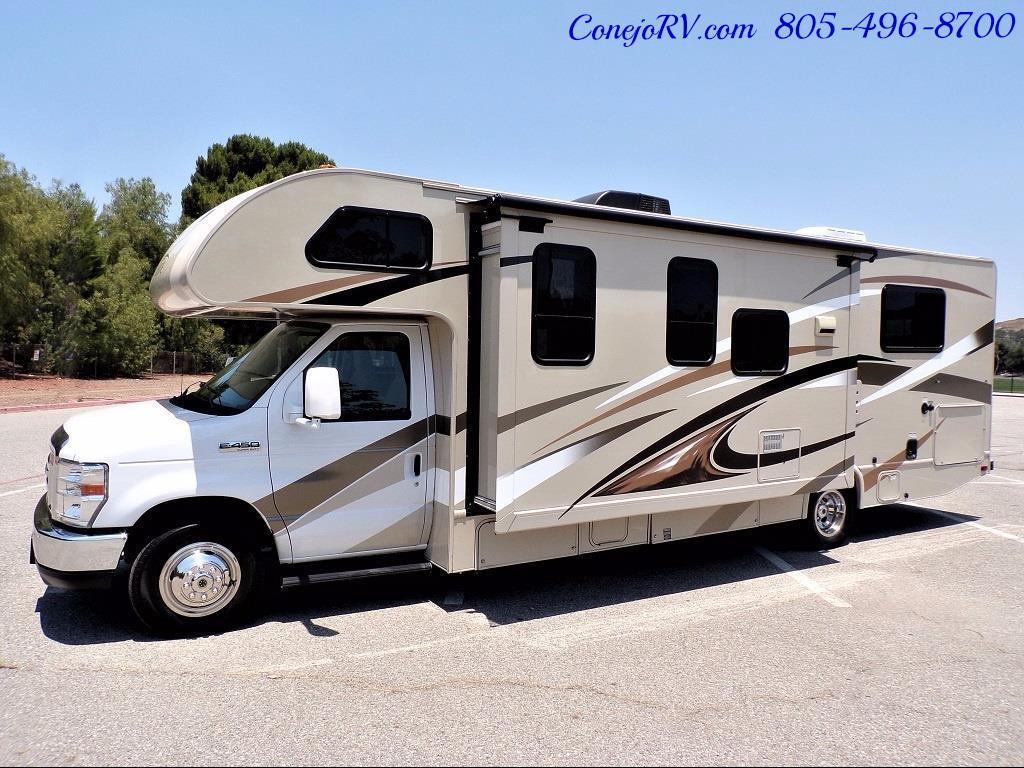 2016 Thor Freedom Elite 28H Class C Slide Out 11K Miles - Photo 38 - Thousand Oaks, CA 91360