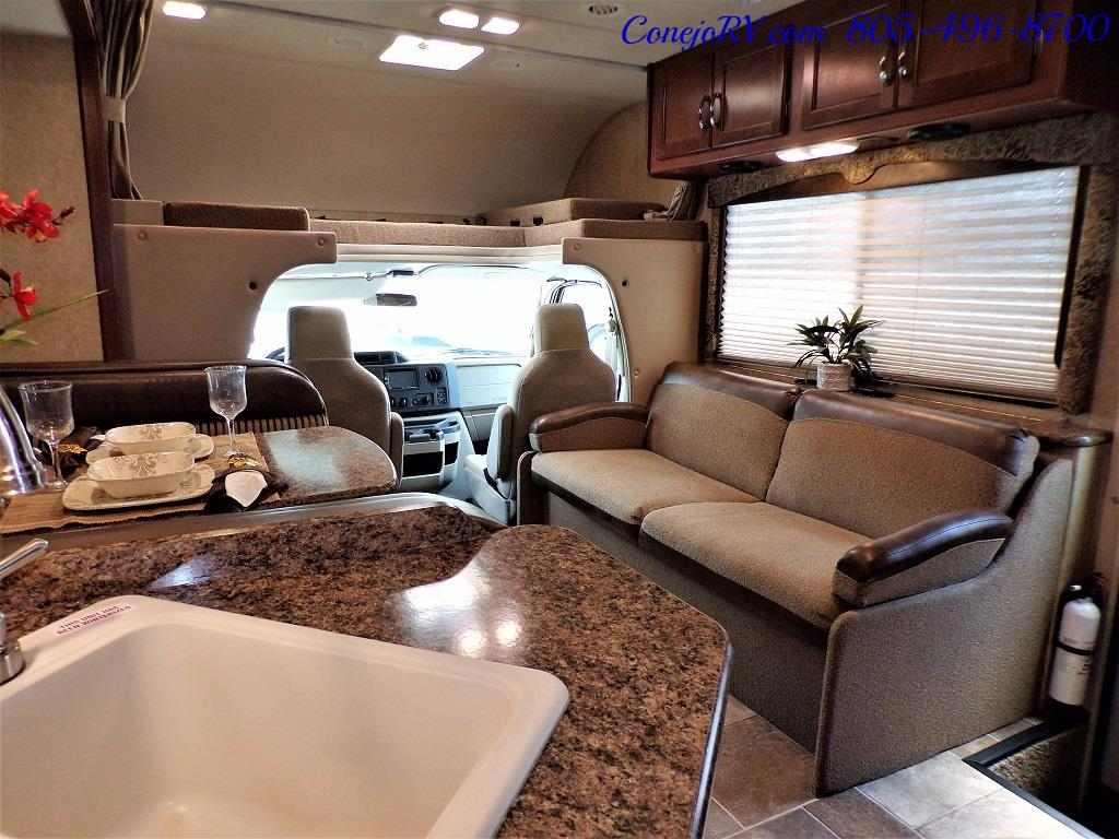 2016 Thor Freedom Elite 28H Class C Slide Out 11K Miles - Photo 22 - Thousand Oaks, CA 91360