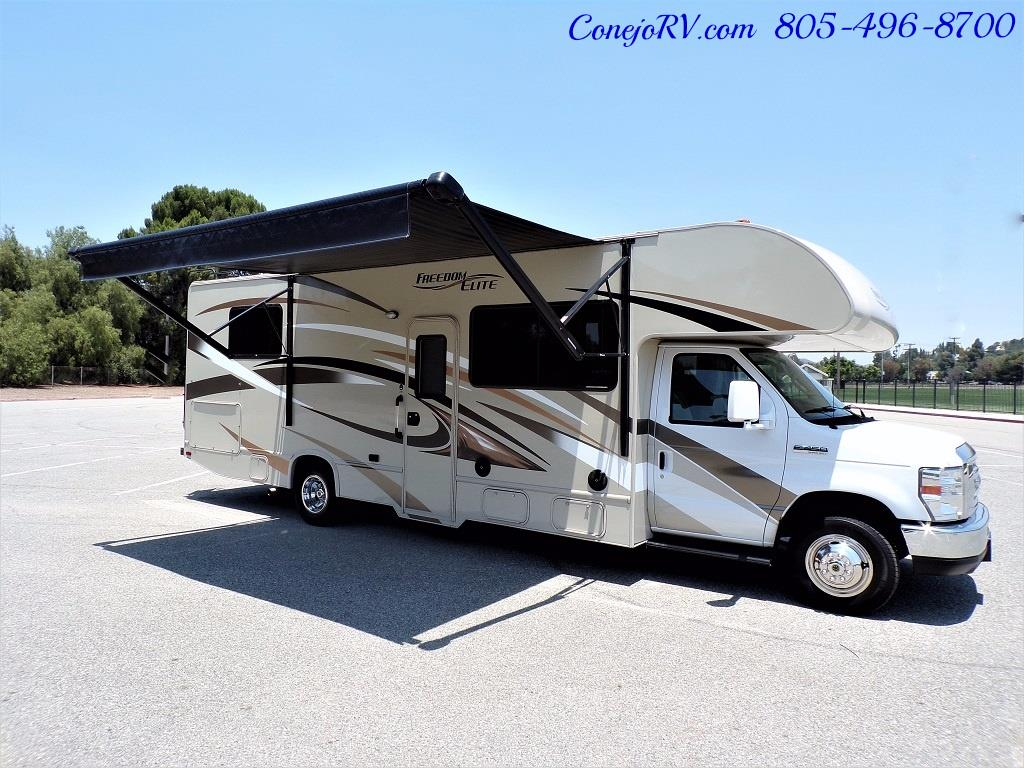2016 Thor Freedom Elite 28H Class C Slide Out 11K Miles - Photo 37 - Thousand Oaks, CA 91360