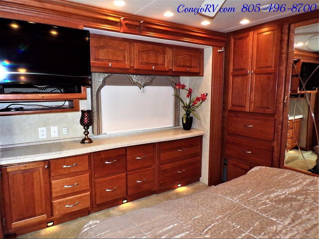 2007 Tiffin Allegro Bus 42QRP 4-Slide King Bed 400hp - Photo 25 - Thousand Oaks, CA 91360
