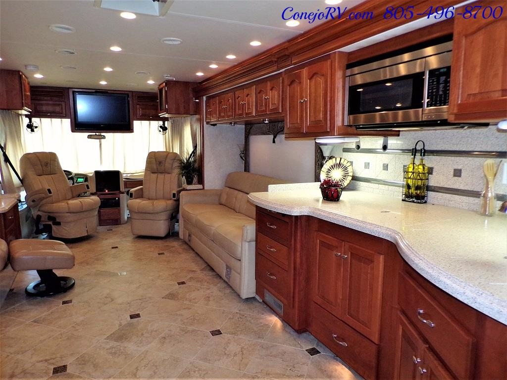 2007 Tiffin Allegro Bus 42QRP 4-Slide King Bed 400hp - Photo 32 - Thousand Oaks, CA 91360