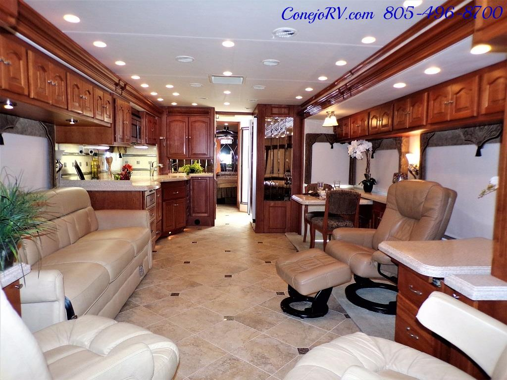 2007 Tiffin Allegro Bus 42QRP 4-Slide King Bed 400hp - Photo 5 - Thousand Oaks, CA 91360