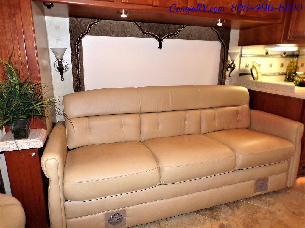 2007 Tiffin Allegro Bus 42QRP 4-Slide King Bed 400hp - Photo 13 - Thousand Oaks, CA 91360