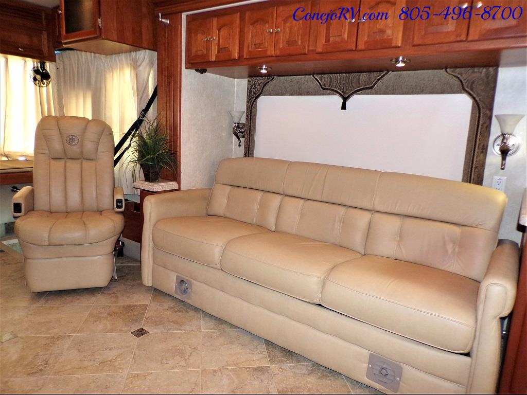 2007 Tiffin Allegro Bus 42QRP 4-Slide King Bed 400hp - Photo 14 - Thousand Oaks, CA 91360