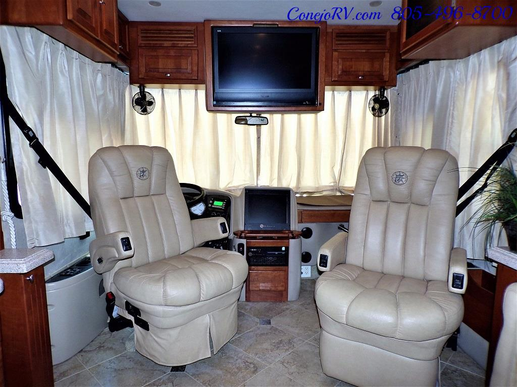 2007 Tiffin Allegro Bus 42QRP 4-Slide King Bed 400hp - Photo 34 - Thousand Oaks, CA 91360