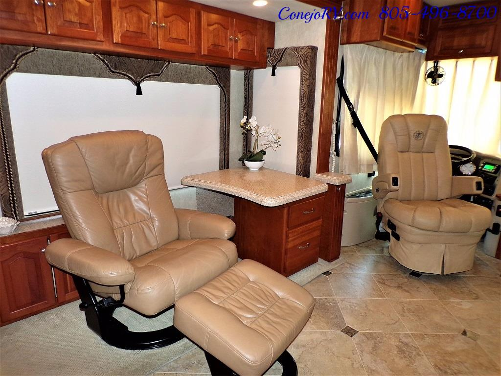 2007 Tiffin Allegro Bus 42QRP 4-Slide King Bed 400hp - Photo 9 - Thousand Oaks, CA 91360