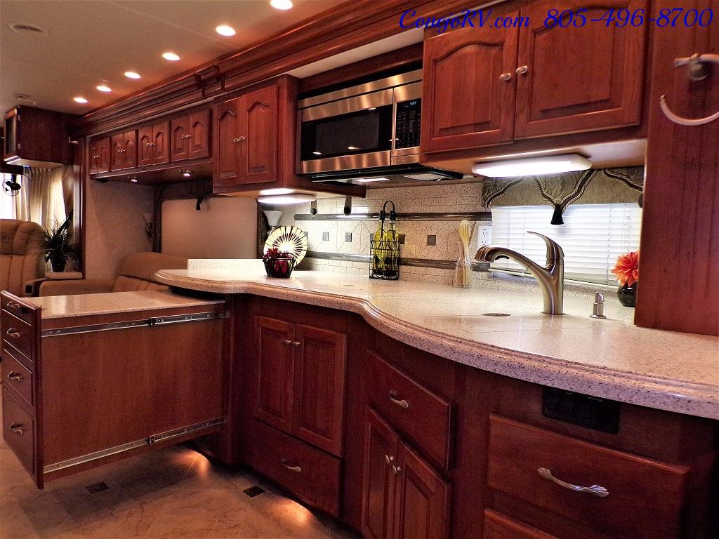 2007 Tiffin Allegro Bus 42QRP 4-Slide King Bed 400hp - Photo 16 - Thousand Oaks, CA 91360