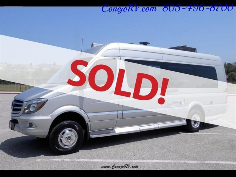 2017 Winnebago 70X ERA 24FT 4X4 Mercedes Sprinter Diesel - Photo 1 - Thousand Oaks, CA 91360