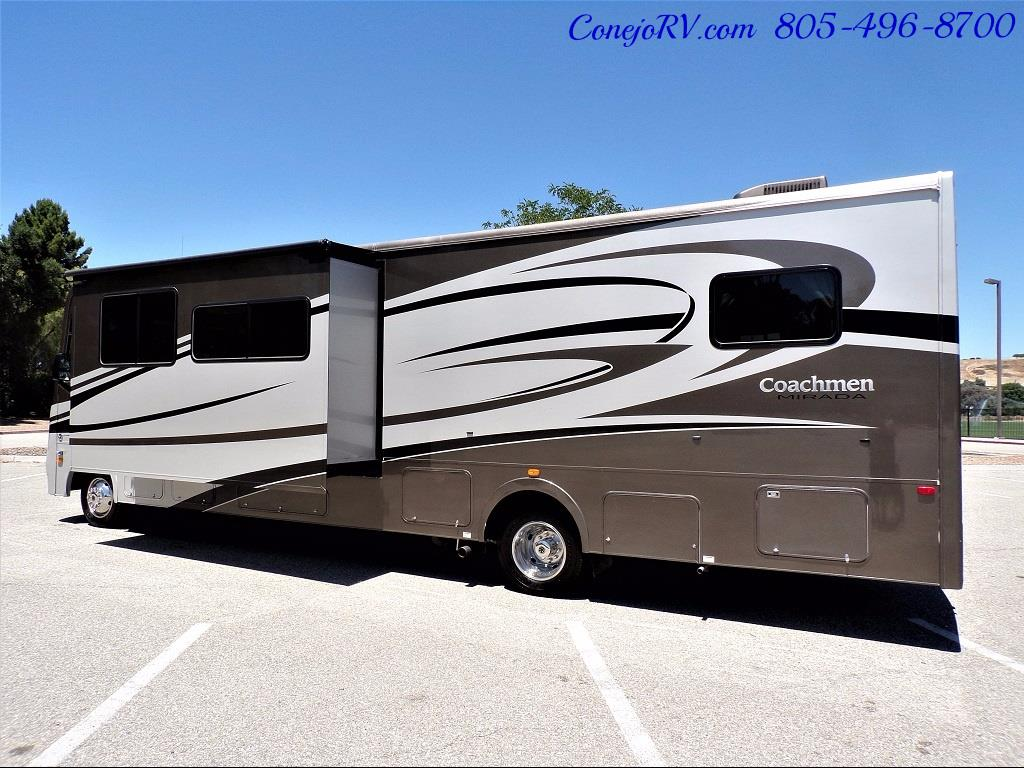 2013 Coachmen Mirada 34BH Bunkhouse Under 9K Miles - Photo 2 - Thousand Oaks, CA 91360
