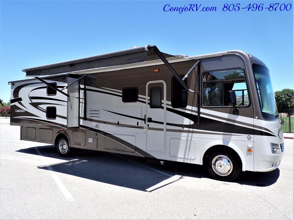 2013 Coachmen Mirada 34BH Bunkhouse Under 9K Miles - Photo 43 - Thousand Oaks, CA 91360