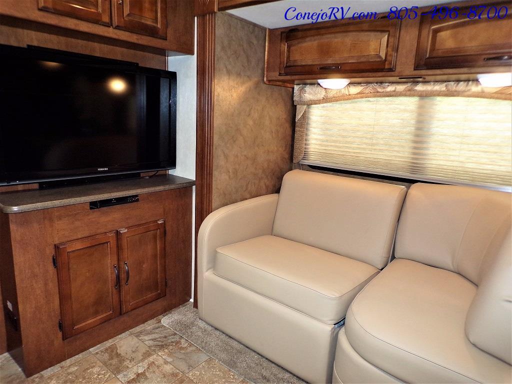 2013 Coachmen Mirada 34BH Bunkhouse Under 9K Miles - Photo 11 - Thousand Oaks, CA 91360