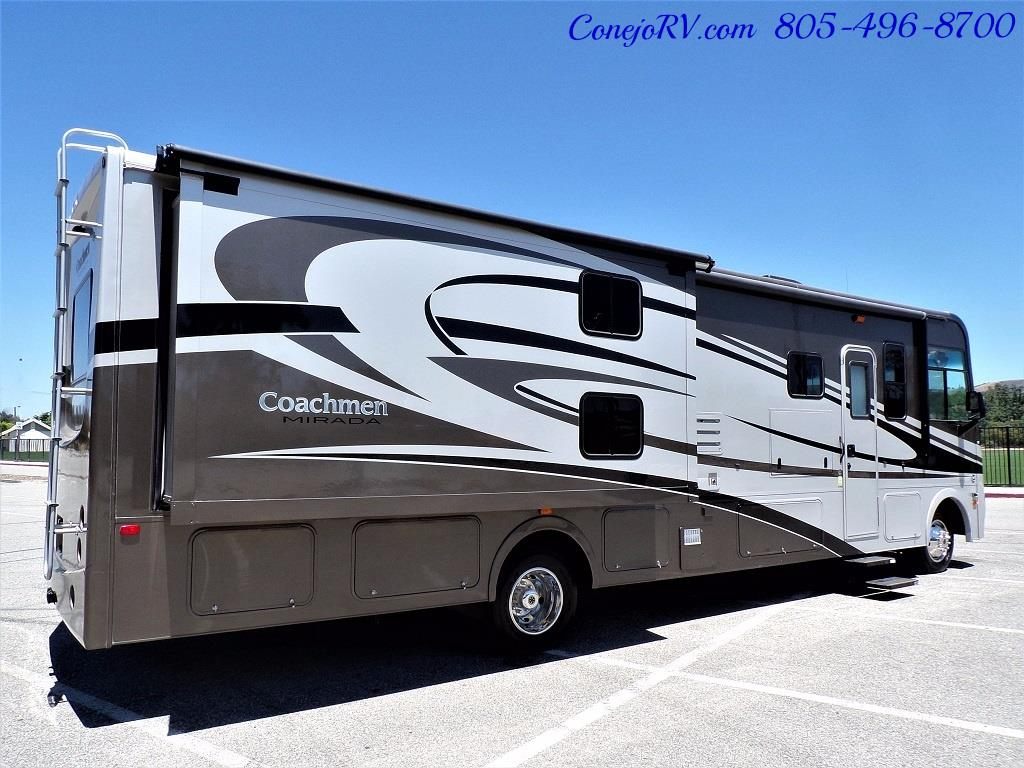 2013 Coachmen Mirada 34BH Bunkhouse Under 9K Miles - Photo 4 - Thousand Oaks, CA 91360