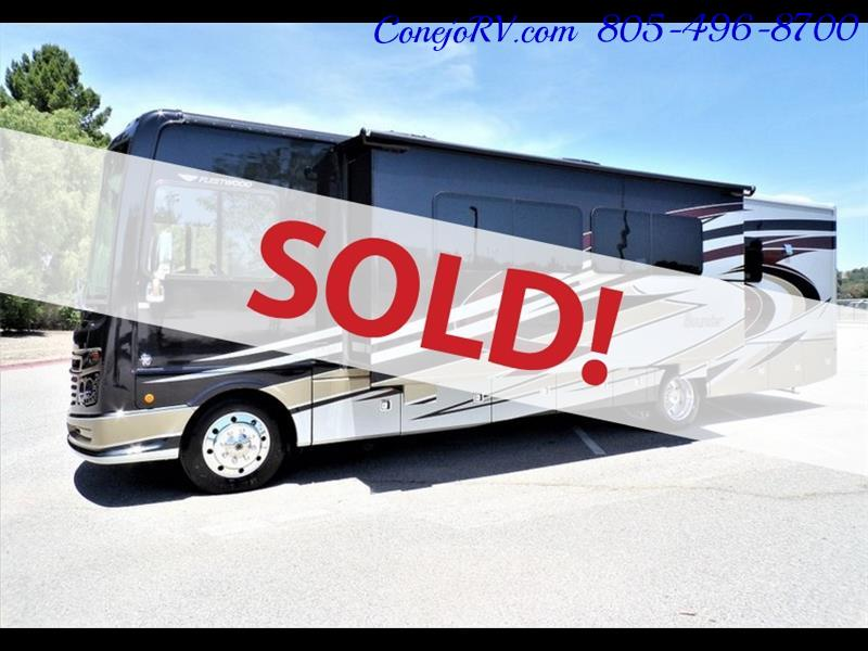 2018 Fleetwood Bounder LX 35K Bath and Half King Bed - Photo 1 - Thousand Oaks, CA 91360