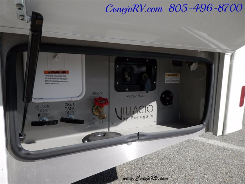 2016 Renegade RV Villagio LE 25HAB Slide-Out Full Body Paint Merced - Photo 31 - Thousand Oaks, CA 91360