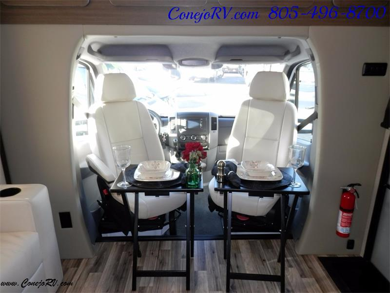 2016 Renegade RV Villagio LE 25HAB Slide-Out Full Body Paint Merced - Photo 21 - Thousand Oaks, CA 91360