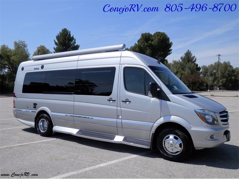 2017 Winnebago 70X ERA 24FT Mercedes Sprinter Diesel - Photo 5 - Thousand Oaks, CA 91360