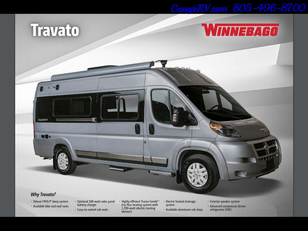2017 Winnebago Touring Coach Travato 59G - Photo 29 - Thousand Oaks, CA 91360