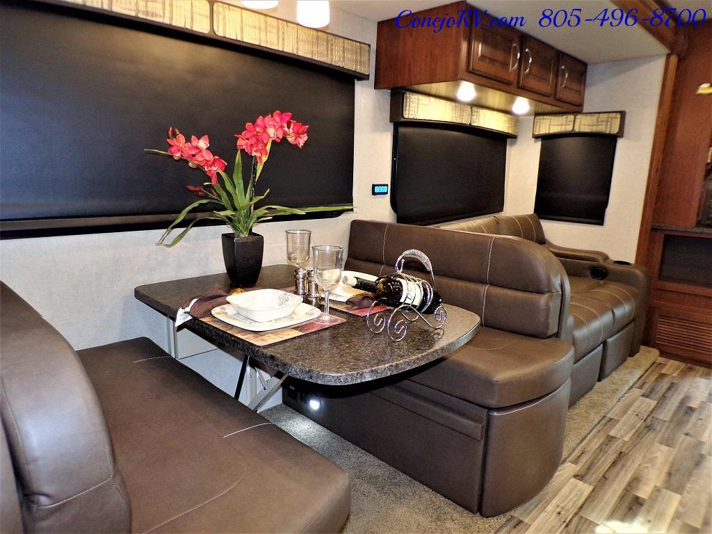 2018 Dynamax Isata 5 Series 36DS 4x4 Super-C King Bed DIESEL - Photo 13 - Thousand Oaks, CA 91360
