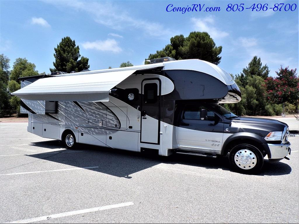 2018 Dynamax Isata 5 Series 36DS 4x4 Super-C King Bed DIESEL - Photo 38 - Thousand Oaks, CA 91360